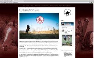 Kassai Horseback Archery School Austria.at