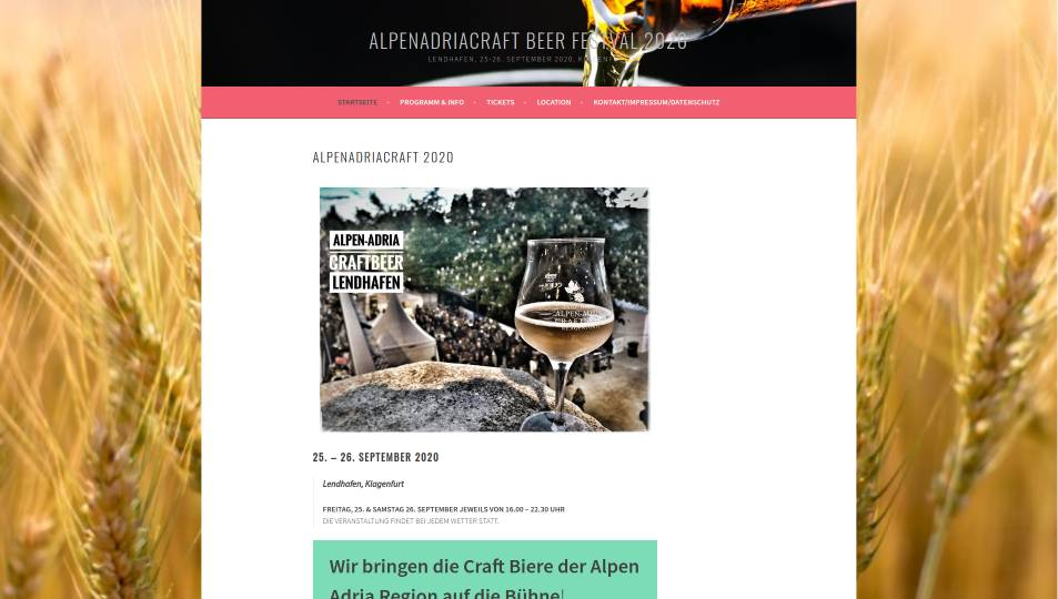 Alpen Adria Craft.at